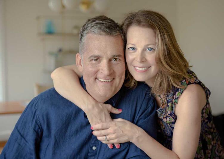 Holly Hirshfield & Alan Peterson
