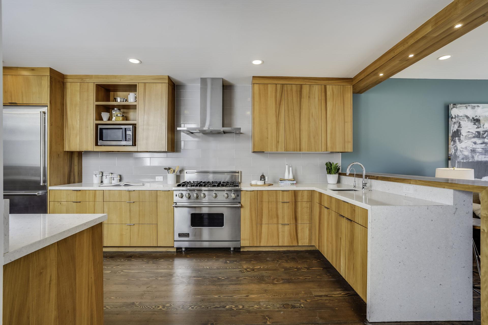 257 29th St. Noe Valley kitchen